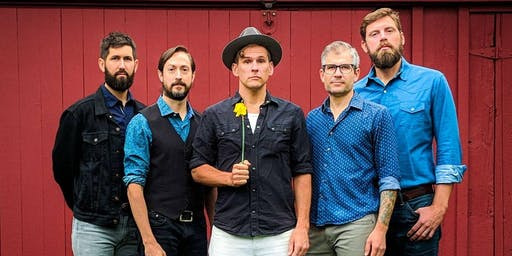 The Steel Wheels with Lyal Strickland