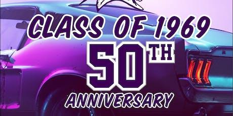 Topeka West High School 50th Reunion 1969 tickets