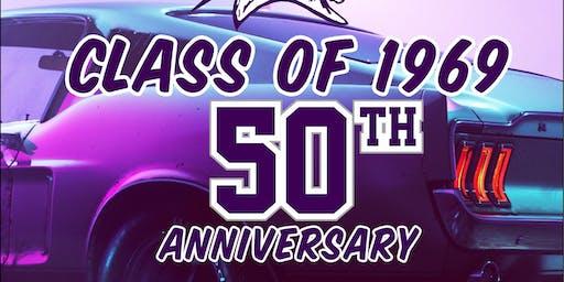 Topeka West High School 50th Reunion 1969