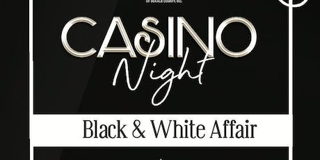 100 Black Men of DeKalb Casino Night tickets