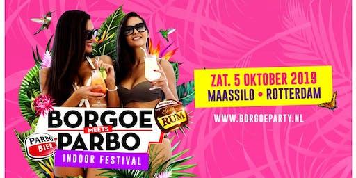 BORGOE -meets- PARBO | Zaterdag 5 oktober 2019
