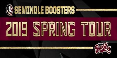 2019 Seminole Boosters Spring Tour w/ Coach Taggart & Gene Deckerhoff