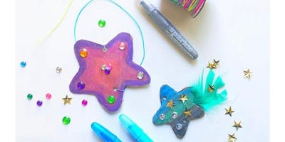 Sing, sign and craft a ...starfish headband!