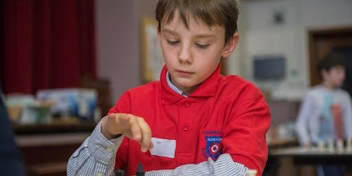 Hampshire Junior Chess Training and Tournament Day