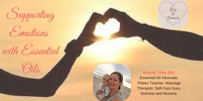 Supporting Emotions with Essential Oils