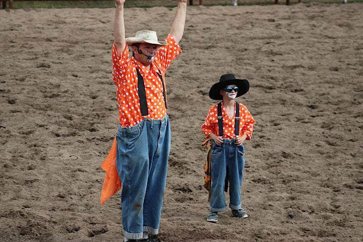 Saskatchewan Outback Rodeo image