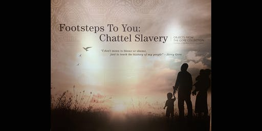 """""""Footsteps to You"""" exhibit Panel Discussion"""