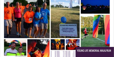 5th Annual Young Life Memorial Run 2019 tickets