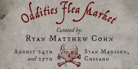 Oddities Flea Market Chicago Saturday General Admission tickets