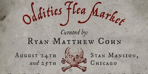 Oddities Flea Market Chicago Saturday General Admission