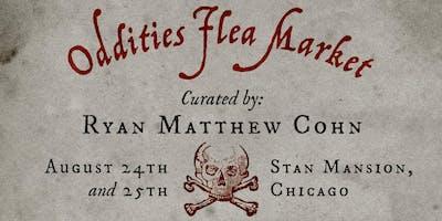 Oddities Flea Market Chicago Sunday General Admission