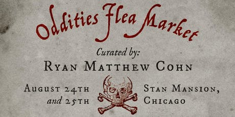 Oddities Flea Market Chicago Sunday General Admission tickets