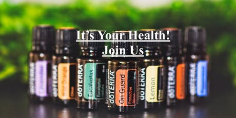 Take Control of Your Health Naturally! tickets