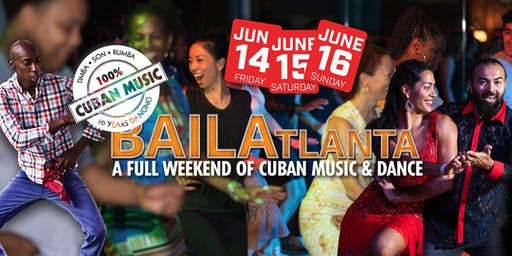 BAILAtlanta 2019 June 14-16 | 20 Years