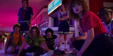 Stranger Things Binge New Orleans Watch Party & July 4th Fireworks tickets