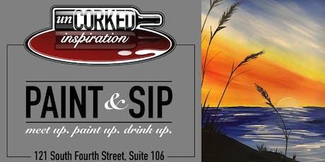 Paint & Sip | Tuttle Creek tickets