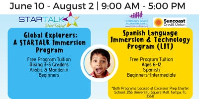 2019 Spanish Language Immersion & Technology Program (LIT)