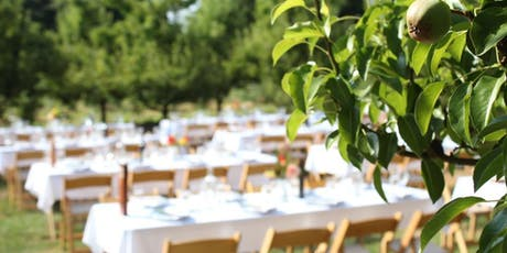 Dinner on August 10th at Sun Gold Farm tickets