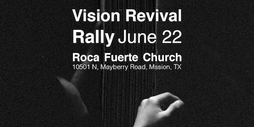 Summer Vision Revival Rally