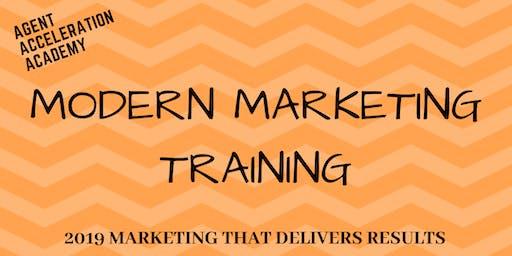 Modern Marketing Training
