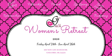 Girlztalk Women's Retreat tickets