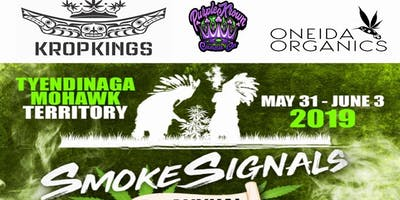 Smoke Signals 2nd Annual Indigenous Cup 2019