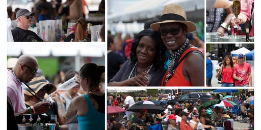 Islands In The Park Caribbean Food, Wine & Beer Festival