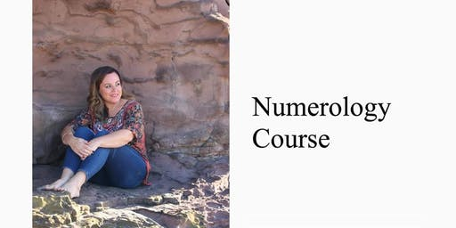 NUMEROLOGY 2 DAY COURSE