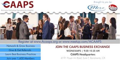 Sacramento Business Exchange (Get More Referrals)