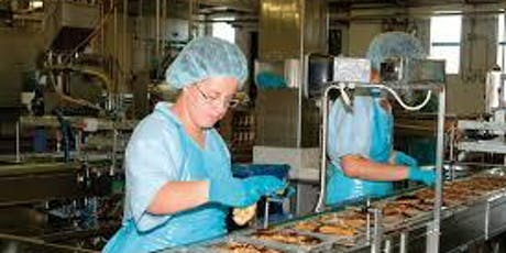 FSPCA Preventive Controls Qualified Individual (PCQI) for Human Food tickets
