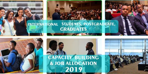 STUDENTS, GRADUATES AND ENTREPRENEURS FINANCIAL AVENUES WORKSHOP 2019