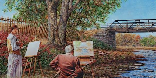 A Journey Through Time - Village of Islington Mural Walking Tour