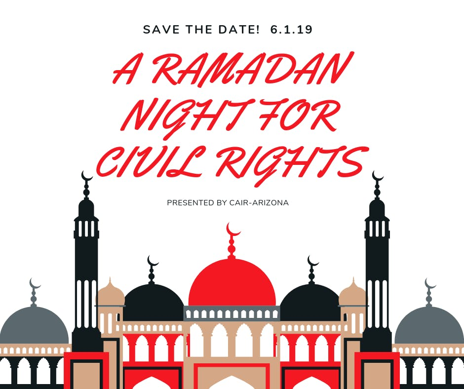 A Ramadan Night For Civil Rights 2019