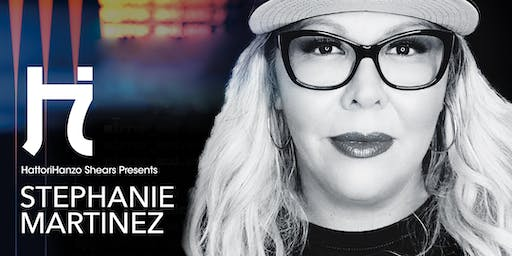 AN EVENING WITH STEPHANIE MARTINEZ