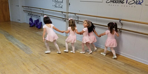 Drop in and Dance January - April
