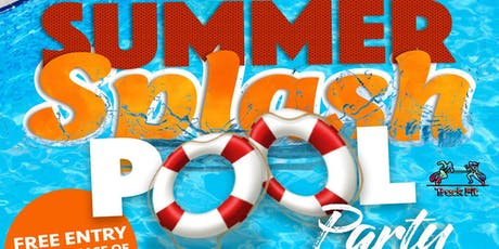 Summer Splash Pool Party tickets