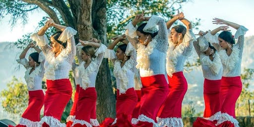 "Zermeño Dance Academy's ""Fiesta in the Grove"""