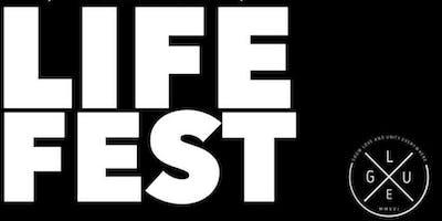 GLUE MVMT & DVDDY PRESENT LIFE FEST