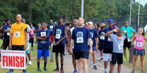 6TH ANNUAL AUGUSTA HBCU 5K FUN RUN/WALK & HEALTH FAIR