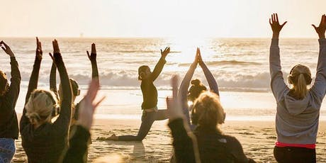 Tuesday Sunset Yoga with Kelly Becerra tickets