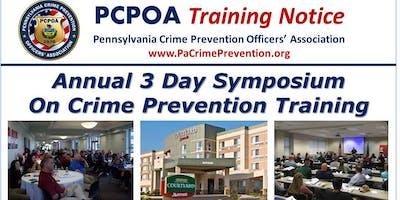 3 Day Crime Prevention Training Symposium