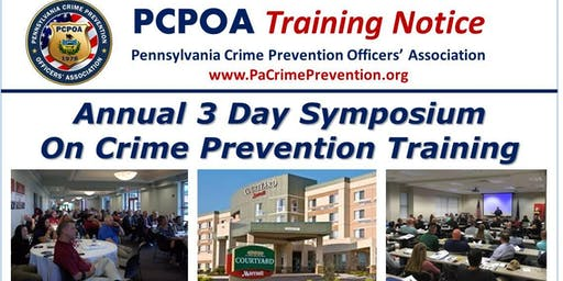 3 Day Crime Prevention Training Symposium