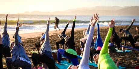 Tuesday Sunset FULL MOON Yoga with Kirin Power tickets