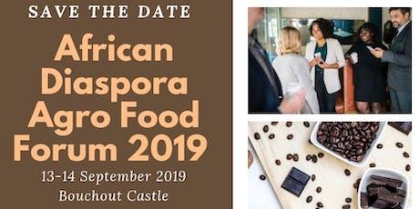 African Diaspora Agrofood Forum 2019 (ADAF 2019) tickets