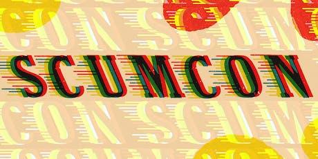 SCUMCON DAY 1 tickets