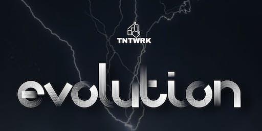 TNTWRK REGIONAL : EVOLUTION