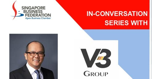 In-Conversation Series with V3 Group