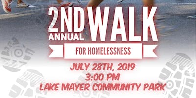 2nd Annual Walk for Homelessness & HomeRace 2019