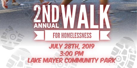 2nd Annual Walk for Homelessness & HomeRace 2019 tickets