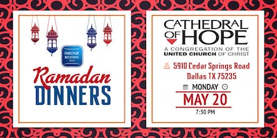 2019 Ramadan Dinner at Cathedral of Hope United Church of Christ